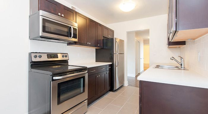 700 Ross, Burlington: Beautifully renovated apartments for rent, for more information please visit www.clvgroup.com