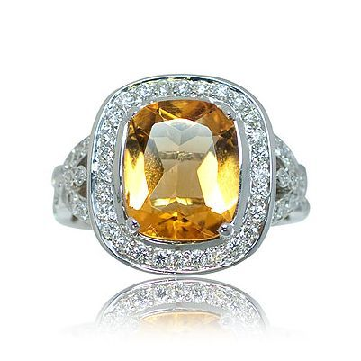 Here is one additional enchanting colored gem stone ring - Parris Jewelers, Hattiesburg, MS #finejewelry