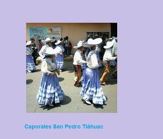 Juan Antonio Ramirez pianista: Club de Caporales de Tláhuac (danzas mexicanas)   ...