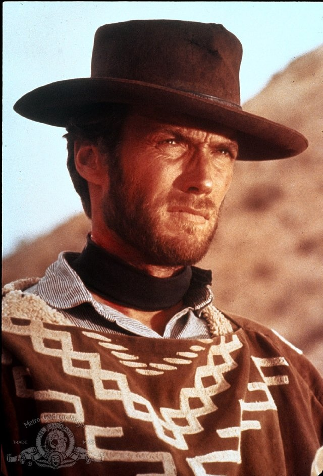 Sometimes if you want to see a change for the better, you have to take things into your own hands.   Clint Eastwood