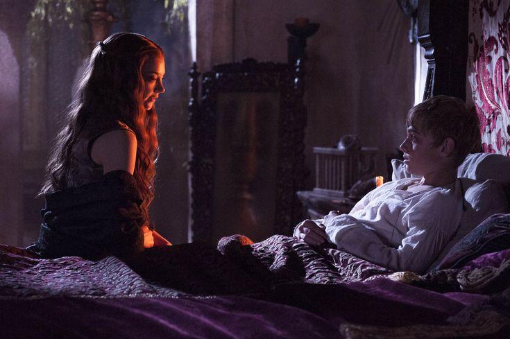 # Margaery Tyrell and Tommen Baratheon Season 4
