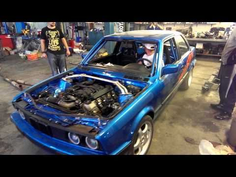 E30 V8 EvL
