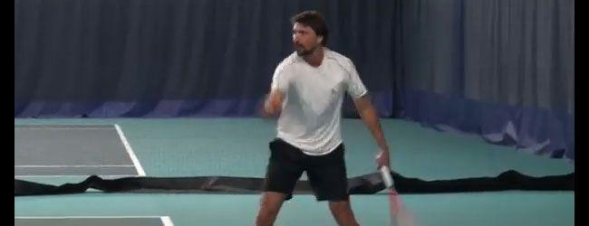 El mejor servicio de la historia  Este es el mejor servicio de la historia, el de Goran Ivanisevic. El zurdo croata de 1.93 metros de altura, ganador de Wimbledon 2001, tiene el récord de más aces acumulados en la historia del tenis con 10,183.