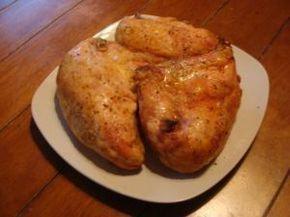 Simple Split Chicken Breast Bone In Skin On