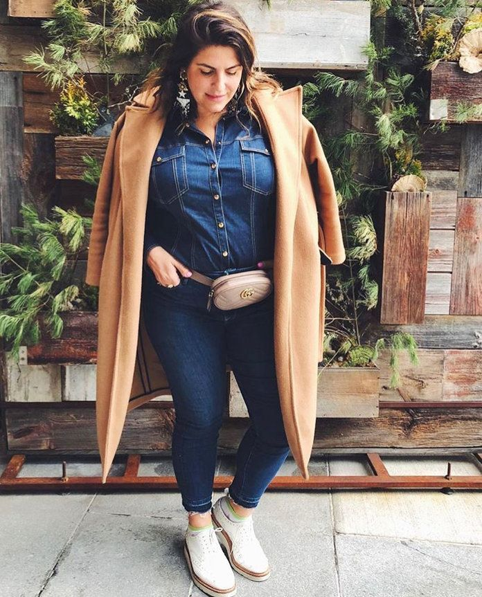 4e97969b5f How Plus-Size Fashion Blogger Katie Sturino Styles the Biggest Trends This  Fall