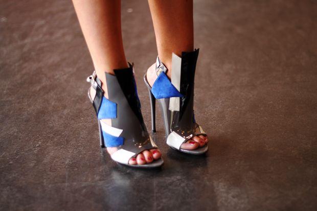 Amazing structural heels