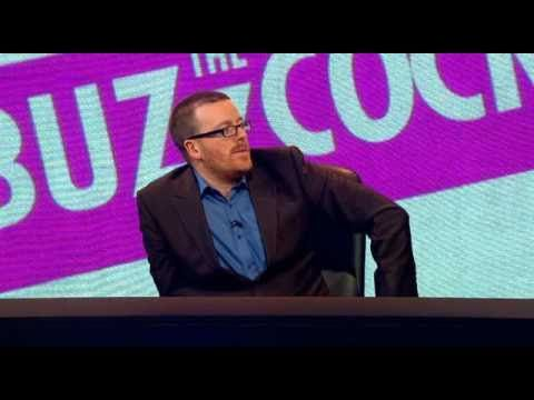 Frankie Boyle stands out in Never Mind the Buzzcocks