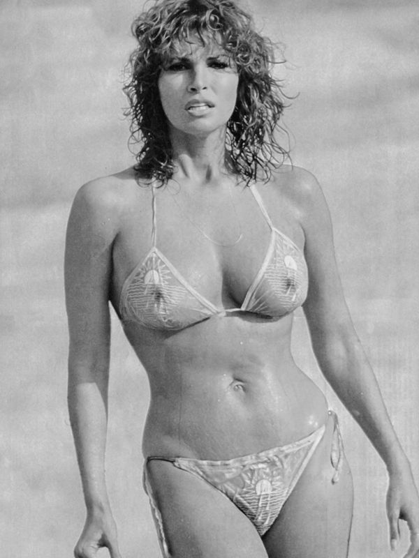 All nude raquel welch