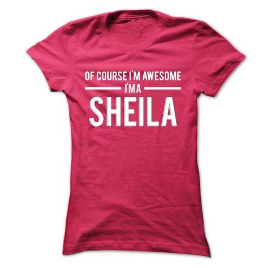 Team Sheila - Limited Edition - #wifey shirt #tshirt blanket. HURRY: => https://www.sunfrog.com/Names/Team-Sheila--Limited-Edition-nhkpzgkwdy-Ladies.html?60505