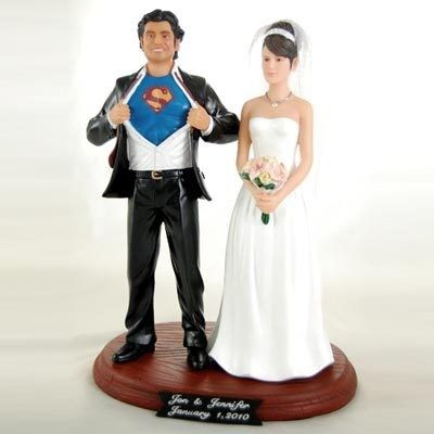 superman and superwoman wedding cake topper best 25 superman cake topper ideas on where 20613