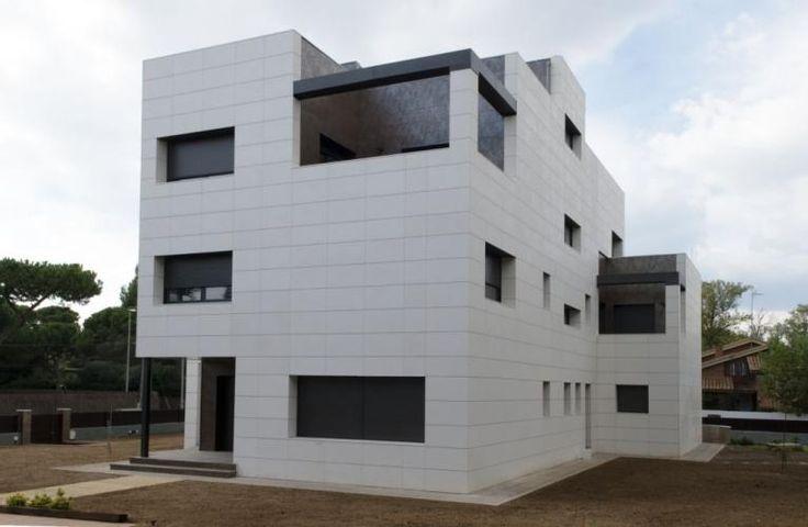 M s de 25 ideas incre bles sobre fachadas ventiladas en - Fachada ventilada piedra ...