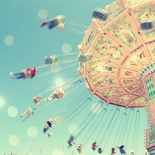 Carnival ride. Photo by Honeytree Photography