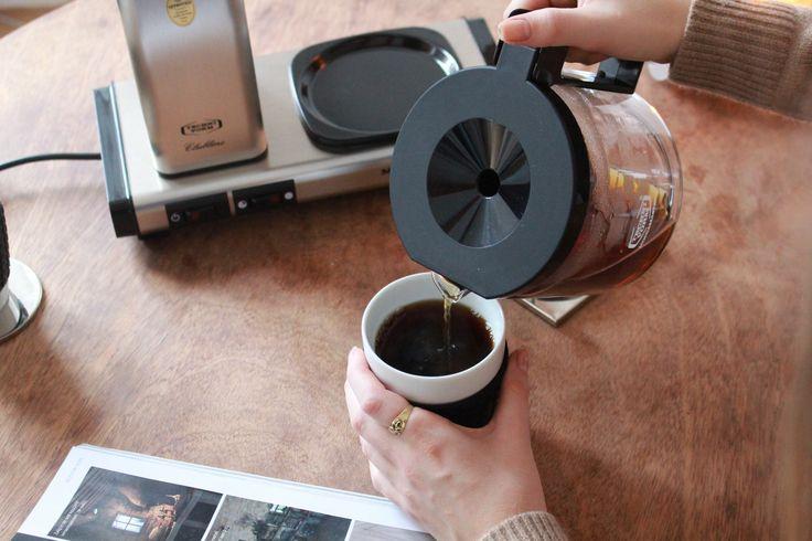 Erfüllt alle Anforderungen des European Coffee Brewing-Center
