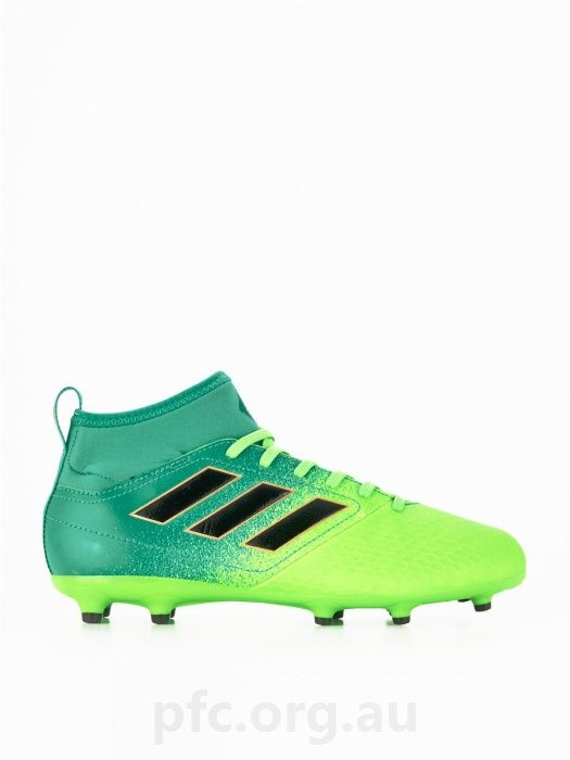 Image result for green adidas sock boots ace 17 size 3 in kids