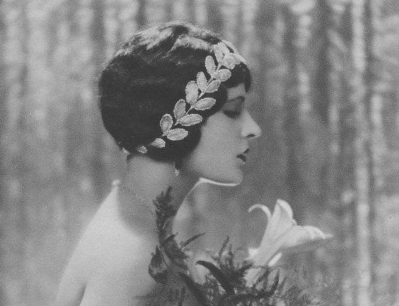 Image result for 1920s bandeau