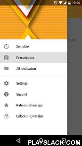 Pilluling  Android App - playslack.com ,  Pilluling helps you to plan your daily medication schedule and store prescriptions and doctor recommendations for future reference.Our app will remind you to take pills during the day or night, and helps to go back on track if you missed your dose.You can customise alerts and create your own reminder to help you take the full course of your medicine.This is the most user friendly medication reminder.Premium features: Auto-backup to Google drive…