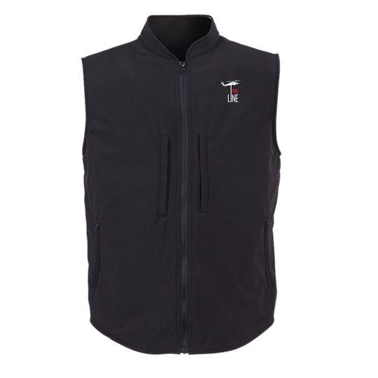 Soft Shell Concealed Carry Vest - Drop Line