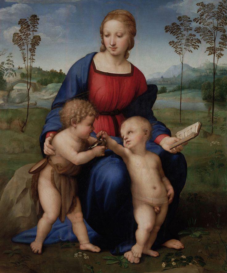 Dipinta da un giovane Raffaello per le nozze di Lorenzo Nasi, la Madonna del Cardellino rappresenta uno dei più grandi capolavori della storia dell'arte italiana.