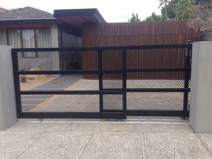 Nice Swing Gates Melbourne Custom Automatic Sliding Gates Melbourne