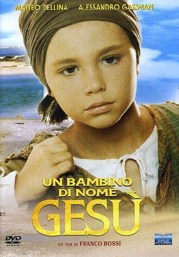 Un bambino di nome Gesú (1987). It's originally a TV miniseries. But it's one of the best experiences I've had watching TV.