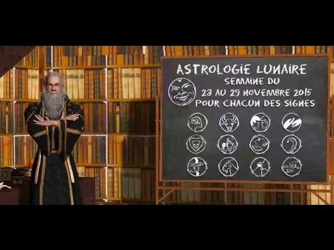 Astrologie Lunaire ☽ Chacun des signes du 23 au 29 novembre 2015
