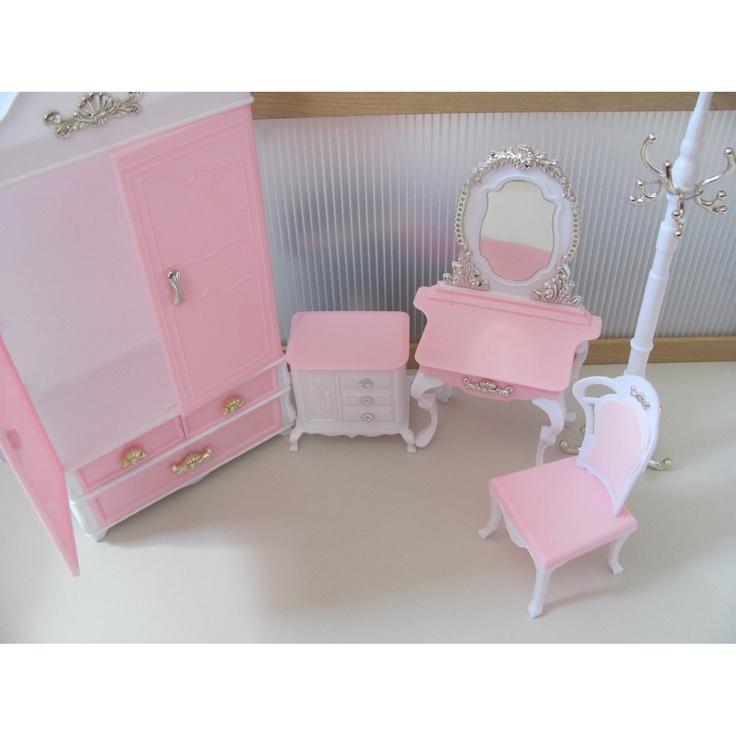 Barbie Dollhouse Furniture Sets Games - WoodWorking ...