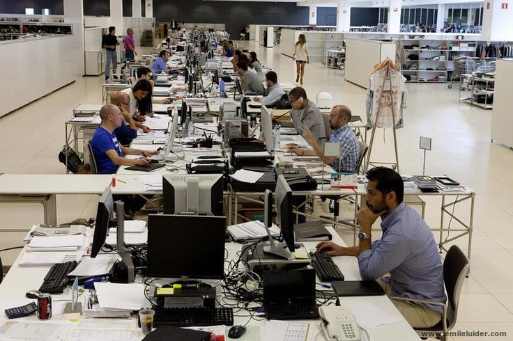 Zara headquarters and factories coruna spain office - Zara home online espana ...