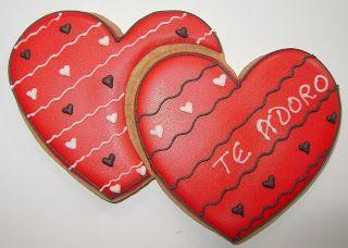 LOVE COOKIES AND FRIENDSHIP | PATRICIA DE SANCHEZ COOKIES AND ponques