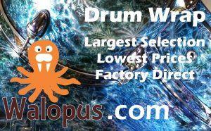 Walopus Drum Wrap