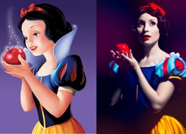 Snow White, Snow White and the Seven Dwarfs   Community Post: 16 Ridiculously Good-Looking Disney Costumes You Can Actually Buy