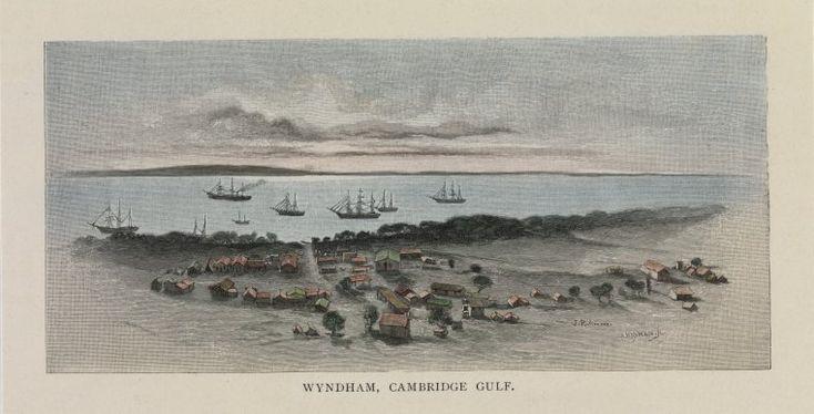 209938PD: Wyndham, art reproduction, ca 1886 http://encore.slwa.wa.gov.au/iii/encore/record/C__Rb2801184?lang=eng