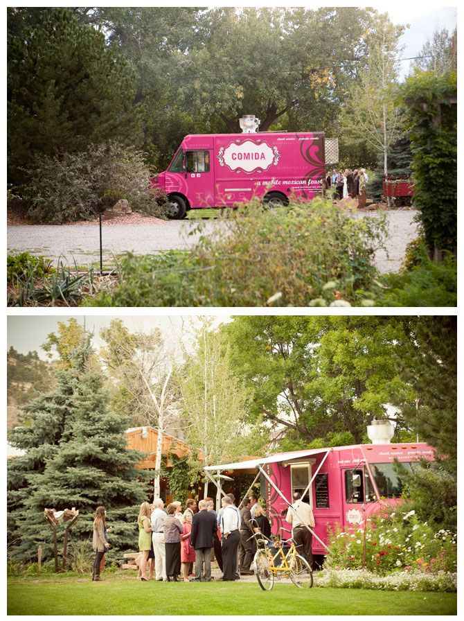 Comida - Mexican Food Truck
