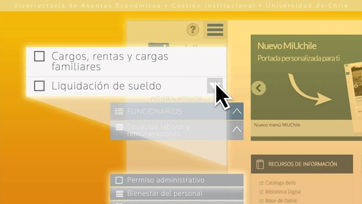 Servicios UChile para toda la comunidad en MiUChile.Ver más en http://uchile.cl/u107820