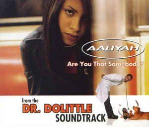 "Aaliyah - Are You That Somebody?: buy 12"", Single at Discogs"