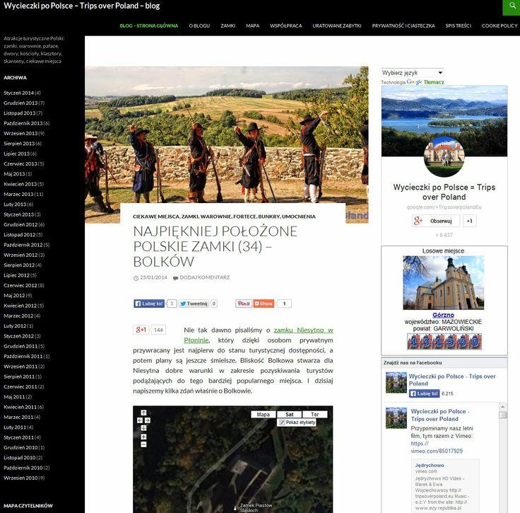 Statystyki z naszego blogu i obserwacja oddziaływania naszych wpisów na Facebooku i Google Plus wskazują na bardzo dynamiczny wzrost zainteresowania użytkowników Google Plus. Ilość Fanów naszej strony w Google Plus od 14 listopada 2013 wzrosła o około 6000. Widać to przy naszym najnowszym wpisie o Bolkowie - ilość polubień dla tego wpisu to aktualnie 144:3 na korzyść G+. Także Fani z Google Plus polubili już nasze strony bardziej niż Fani z Facebooka - 6437:6215. Bardzo nas cieszy wzrost…
