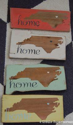 North Carolina Sign.jpg The Salvage Sign