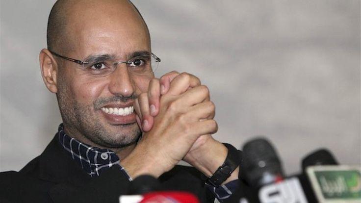 Who is Saif al-Islam Gaddafi?  Slain Libyan leader Muammar Gaddafi's son has been released following nearly six-years of detention.