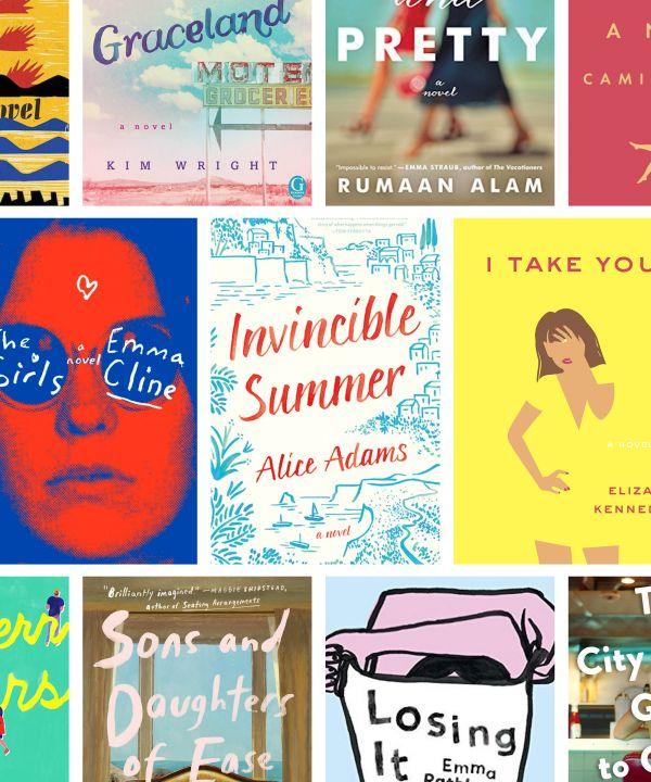 Beach Read Books Summer Beach Books 2016
