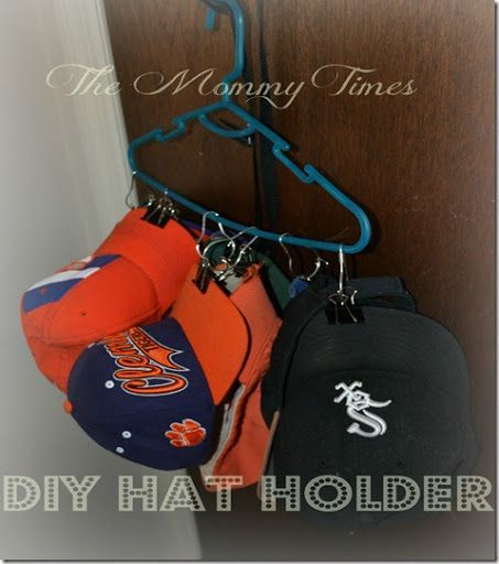 Diy hat rack, Hat holder and Organize hats, Hat hanger, Diy hat rack and Candle decorations,