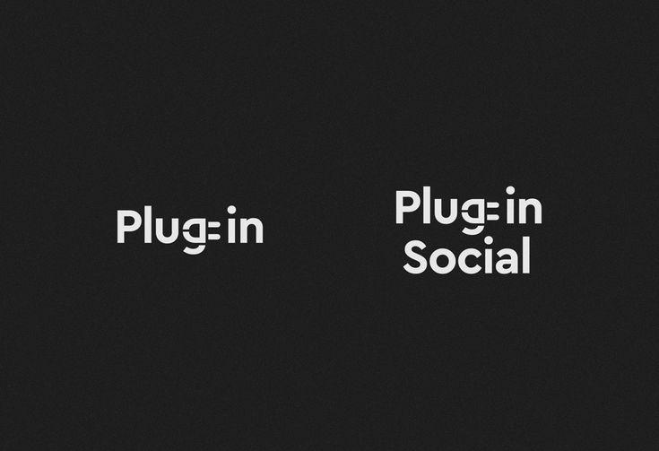 Plug-in Social. Branding on Behance