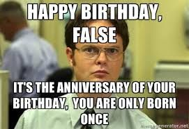 Image result for birthday meme the office | Kids Birthday ...