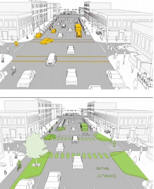 New York's standards for safer street design.