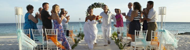 Divi Aruba Wedding! This is what my wedding looked like! So beautiful. It is One Happy Island