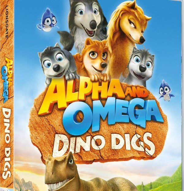 Alpha and Omega Dino Digs DVD Competition