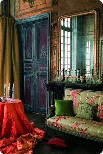 472 best images about homes decor boho gypsy inspired on - Boho chic living room decorating ideas ...