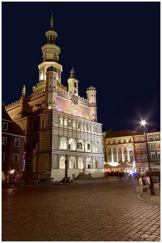 Poznan-Poland - Old City | Flickr - Photo Sharing!