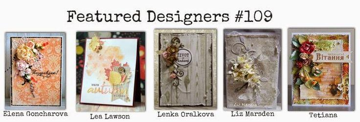 Featured Designers #109