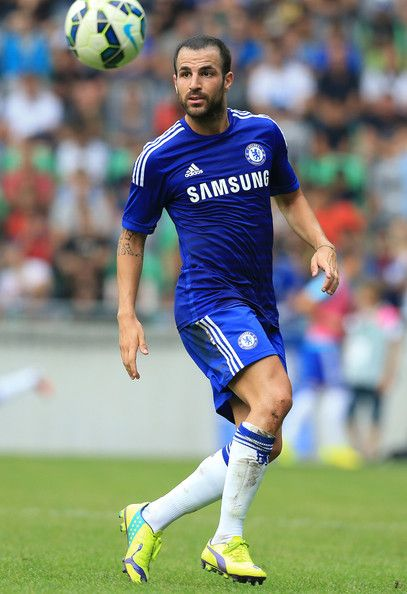 Cesc Fabregas of Chelsea FC