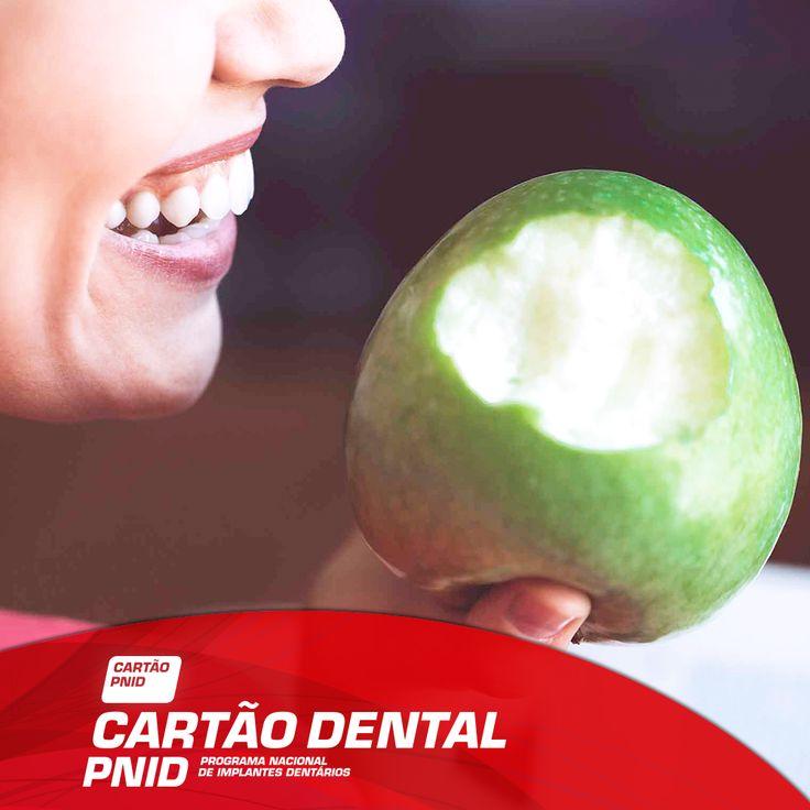 Recupere a sua função mastigatória e a segurança de comer sem qualquer constrangimento! Conte com o Cartão Dental PNID para o fazer de uma forma que caberá no seu orçamento  -------------------- Adira JÁ ao seu Cartão: > http://www.pnid.pt/cartaodentalpnid/#saber-mais  #dentista #implantes #sorriso #clínica #saúde #saudável #qualidadedevida #CartãoDeSaúde #ImplantesDentários #CartãoPNID #CartãoDeDescontos #SorrisoPerfeito #SorrisoSaudável #SaúdeOral #CartãoDentário