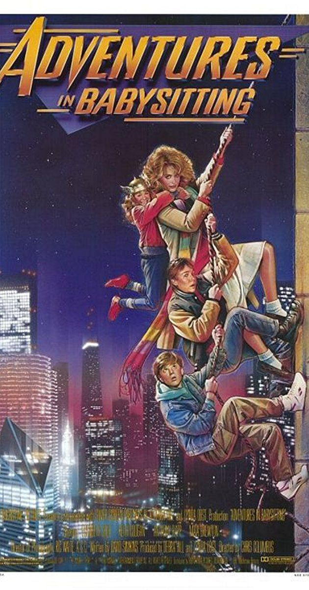 Directed by Chris Columbus.  With Elisabeth Shue, Maia Brewton, Keith Coogan, Anthony Rapp. A babysitter must battle her way through the big city after being stranded there with the kids she's looking after.